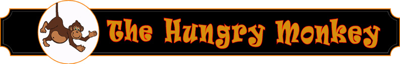 Hungry Monkey Cafe Logo