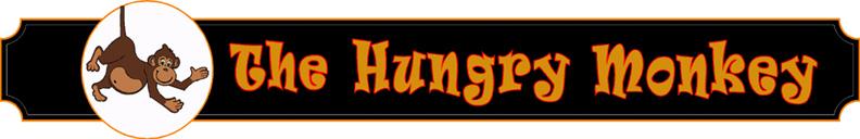 Hungry Monkey Cafe Logo